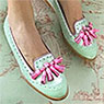 WOMEN`S HANDMADE SHOES
