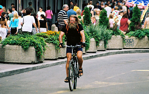 Belgrade by Bike
