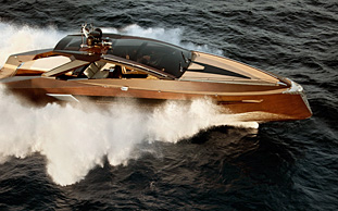 Art of Kinetik Luxury Boats